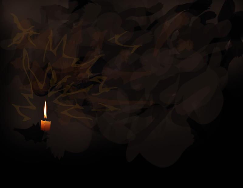 Flora's dark world